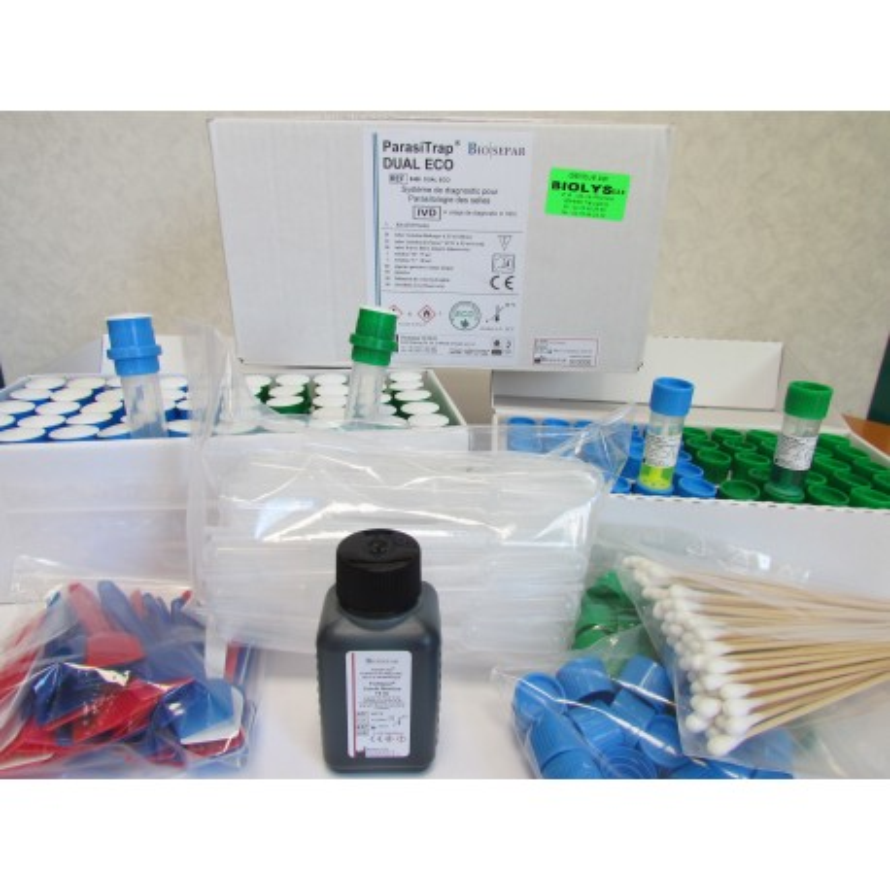 PARASITRAP DUAL ECO BAILENGER*50 tests 8486/DUAL ECO