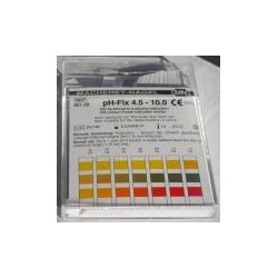BANDELETTE pH 4,5 à 10 / MN 2120