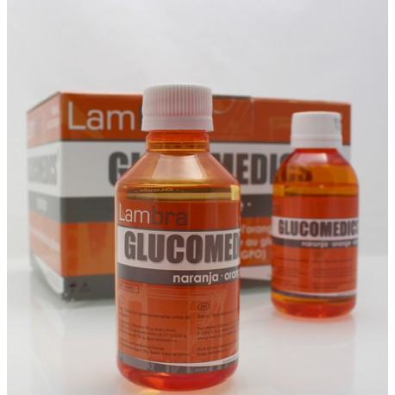 Glucomedics Orange 50 g sans colorant 45002-12