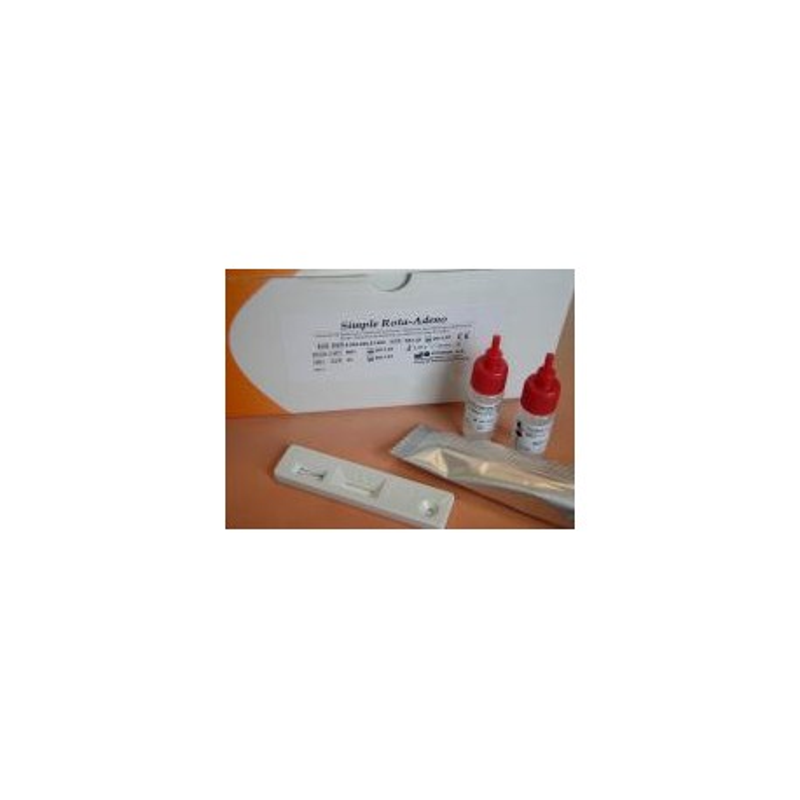 tests rapides detection anticorps ROTA + ADENOVIRUS  9024.020.21.000 20 test operon